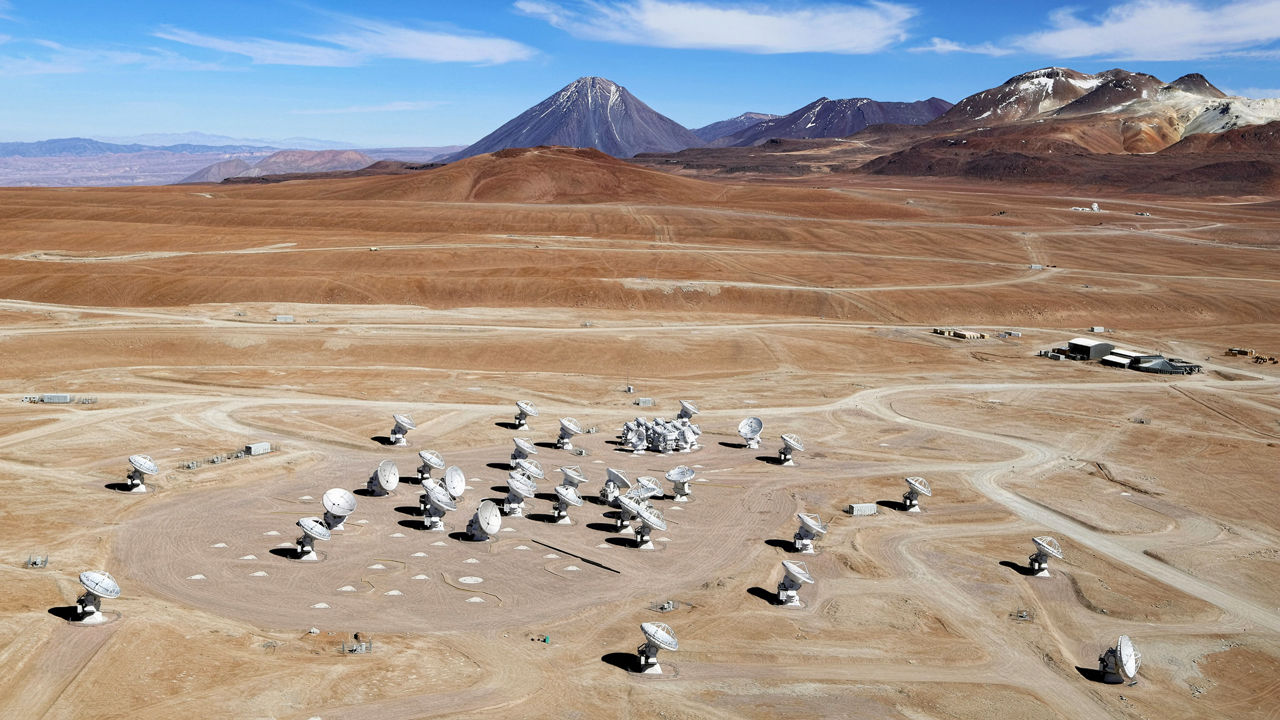 After Long Shutdown, Giant Radio Telescope Array Set to Resume Observations